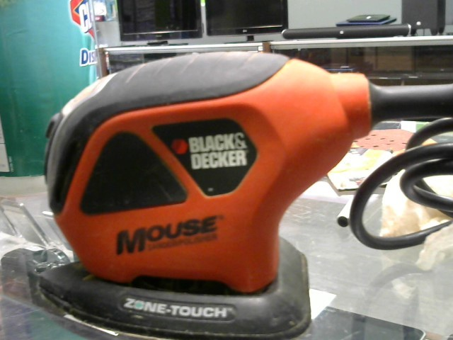 BLACK&DECKER Vibration Sander MS600B