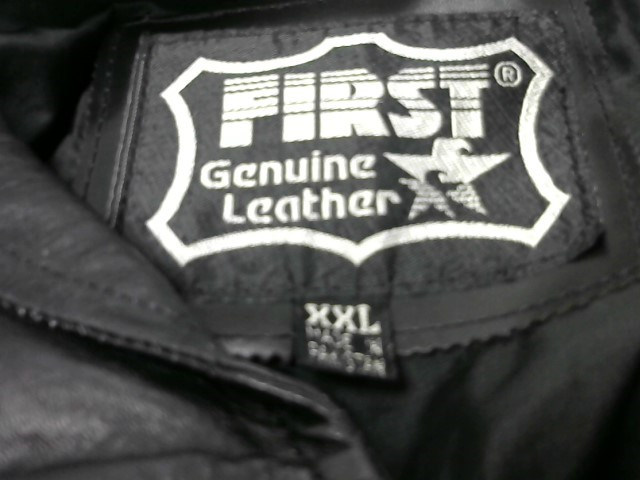 FIRST CLASSICS Clothing LADIES LEATHER JACKET
