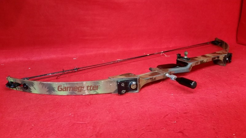 Hoyt / Easton Old Style Compound Bow