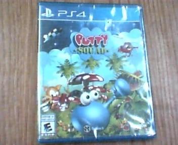 SONY Sony PlayStation 4 Game PUTTY SQUAD