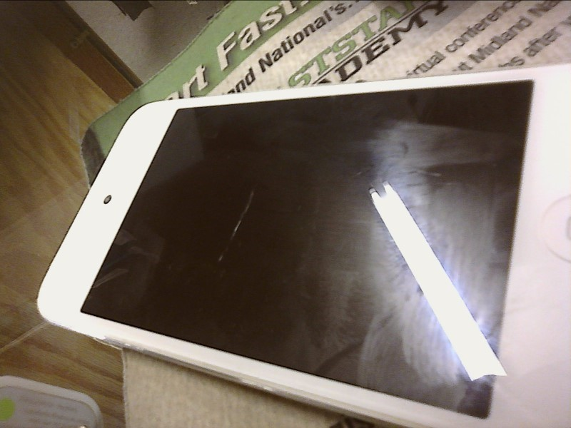 APPLE IPOD IPOD TOUCH MD057LL/A