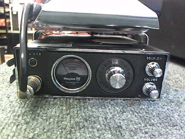 ROYCE ELECTRONICS 2 Way Radio/Walkie Talkie 1-648