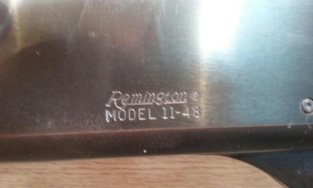 REMINGTON FIREARMS & AMMUNITION Shotgun 11-48