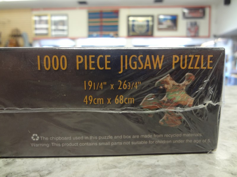 LEGENDS OF THE SILVER SCREEN 1000PC PUZZLE