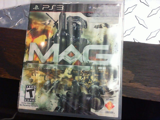 SONY PS3 GAME MAG