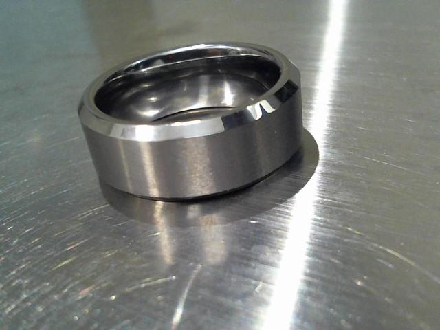 Gent's Ring Antique Tungsten 15.7g