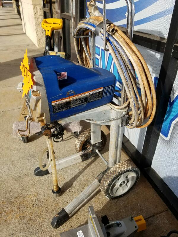 GRACO Spray Equipment MAGNUM PRO X7