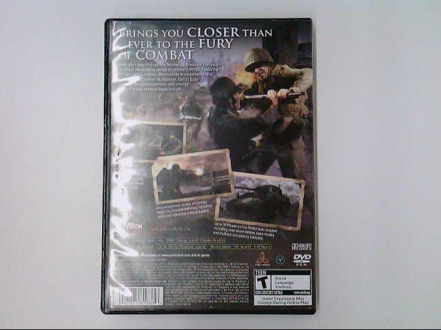 SONY PS2 CALL OF DUTY 3