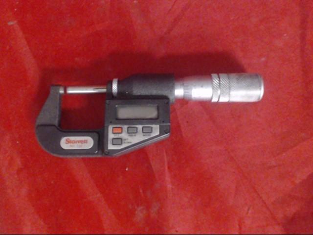 STARRETT Micrometer NO. 3732
