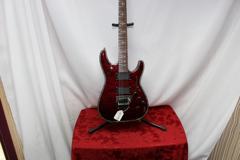 Schecter Hellraiser C1 6 String Electric Guitar