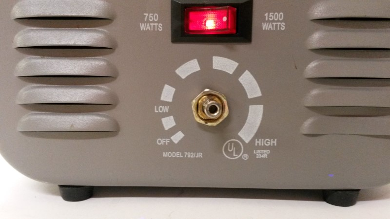 LAKEWOOD Heater 792JR HEATER