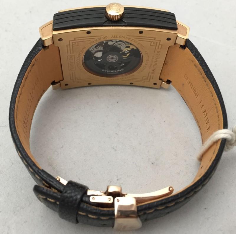 STUHRLING Gent's Wristwatch ORIGINAL AUTOMATIC ST-90089 SLR-F