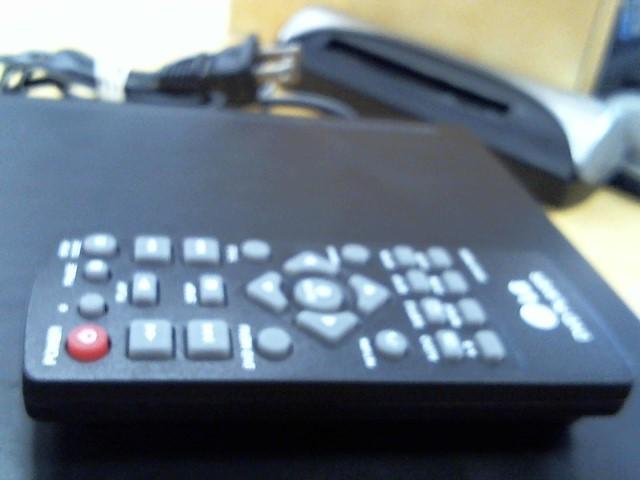 LG DVD Player DP132