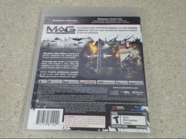 MAG - Playstation 3 Game