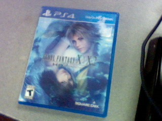 SONY Sony PlayStation 4 Game FINAL FANTASY X/X2 - PS4