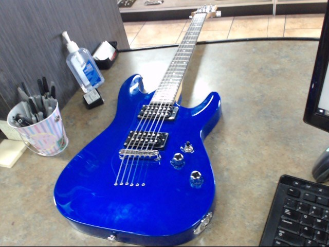 SCHECTER Electric Guitar OMEN-6