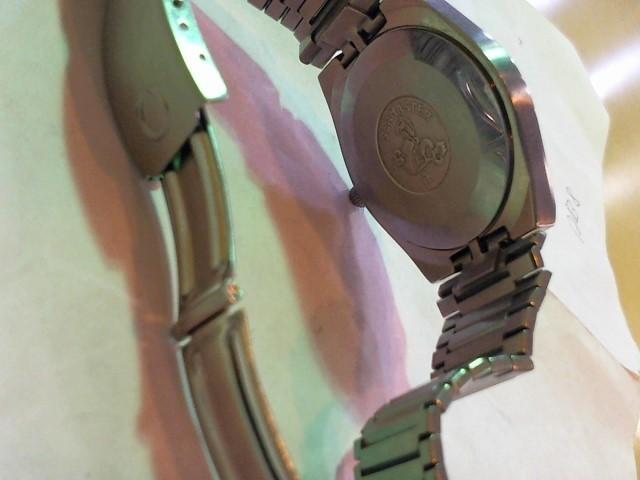 OMEGA WATCH Gent's Wristwatch SEAMASTER AUTOMATIC