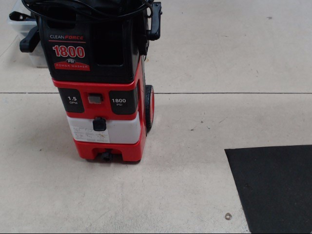 Clean Force Pressure Washer POWER WASHER
