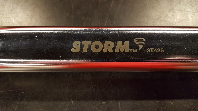STORM Torque Wrench 3T425 TORQUE WRENCH