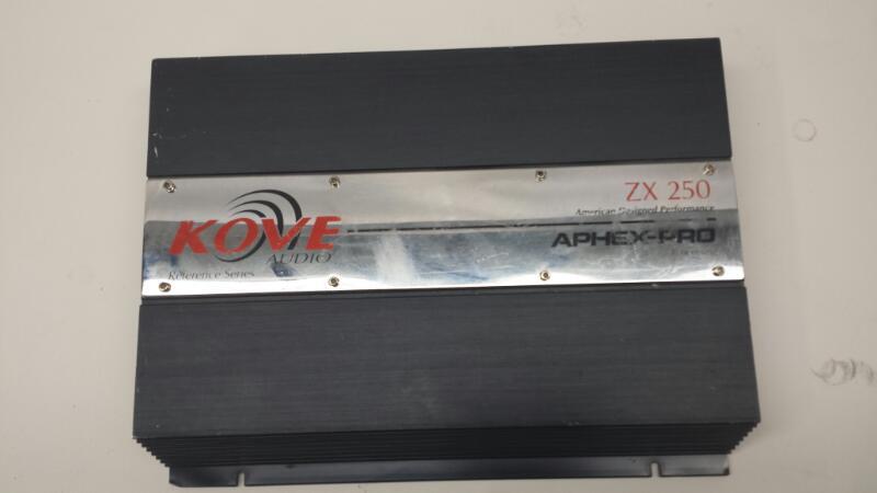 Kove Audio Car Amp ZX 250