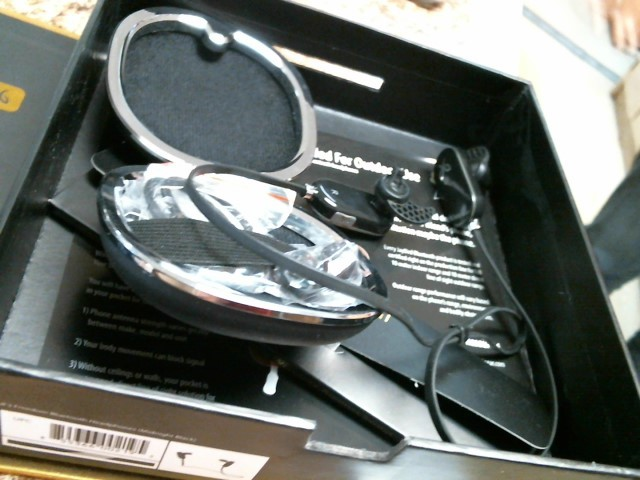 JAYBIRD Headphones BLUEBUDS X PREMIUM SECURE FIT WIRELESS BUDS
