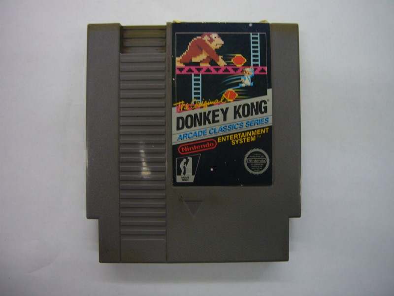 NINTENDO NES Game DONKEY KONG CLASSIC *CARTRIDGE ONLY*