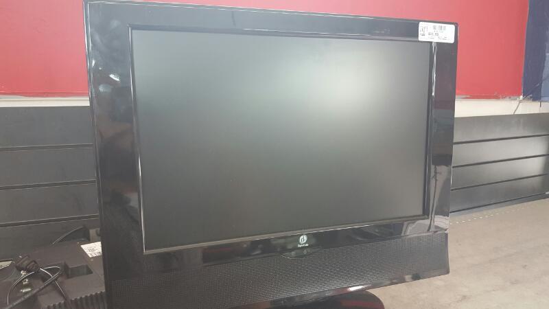 DIGITAL_LABS DT496SA LCD TV  NO REMOTE  BLACK