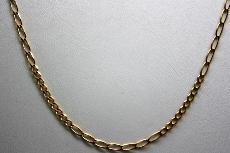 "18"" FASHION CHAIN 14K YELLOW GOLD"