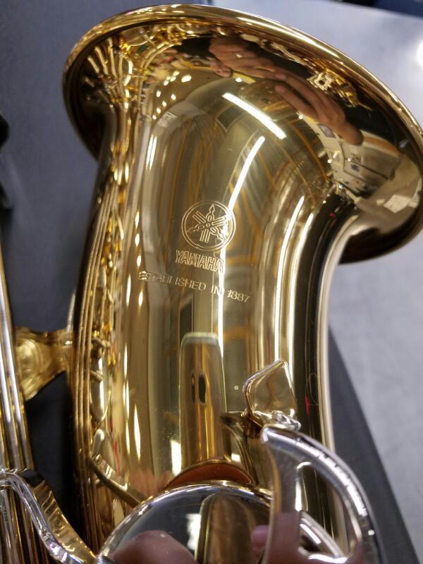 YAMAHA Saxophone YAS-26