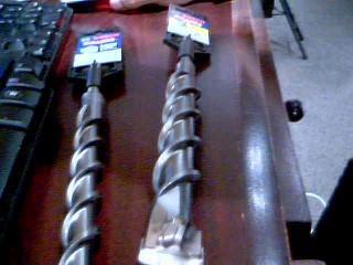 BOSCH Drill Bits/Blades BULLDOG DRILL BITS