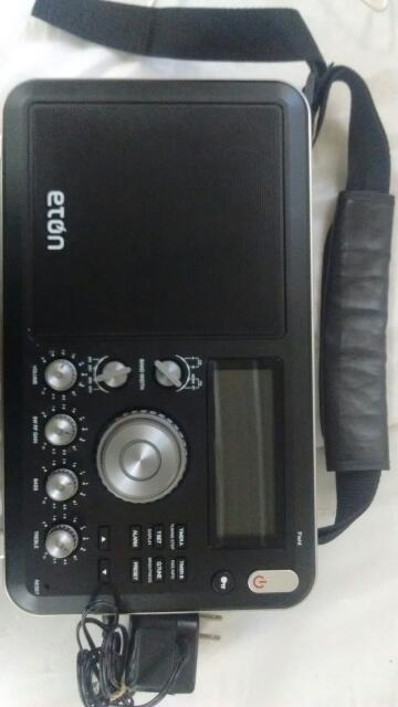 ETON CLOCK RADIO