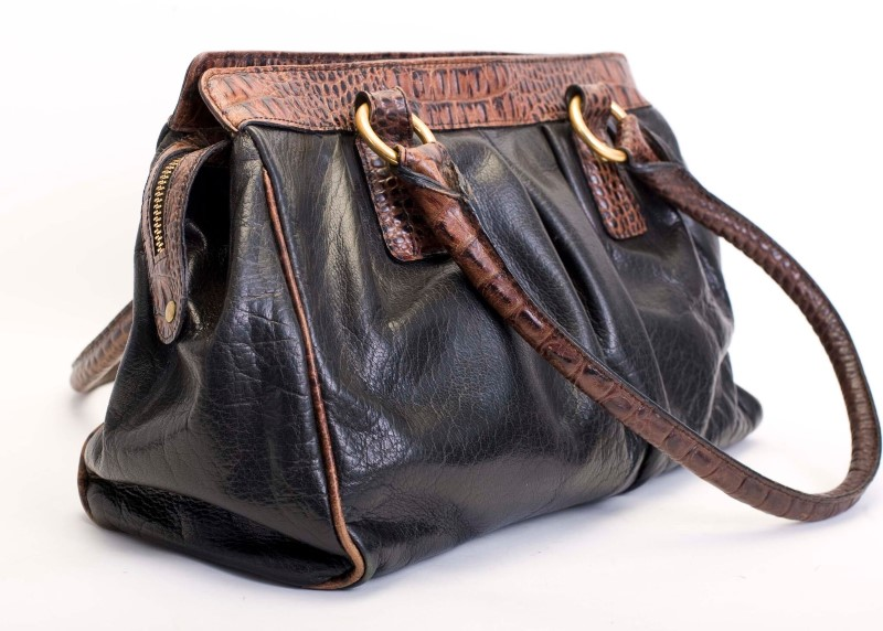 BRAHMIN Handbag LEATHER PURSE