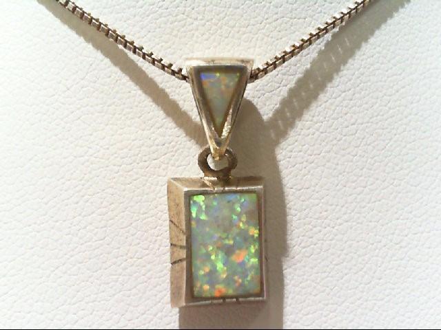 Silver Pendant 925 Silver 6.4g