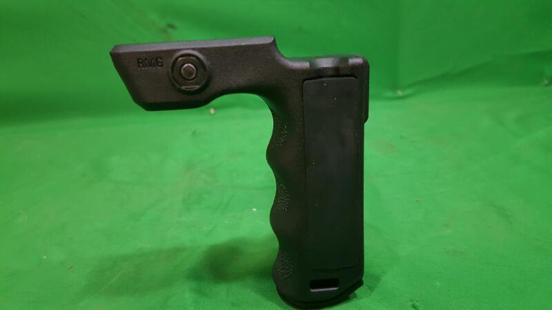 MFT Firearm Parts REACT MAGWELL GRP- BLACK BLK