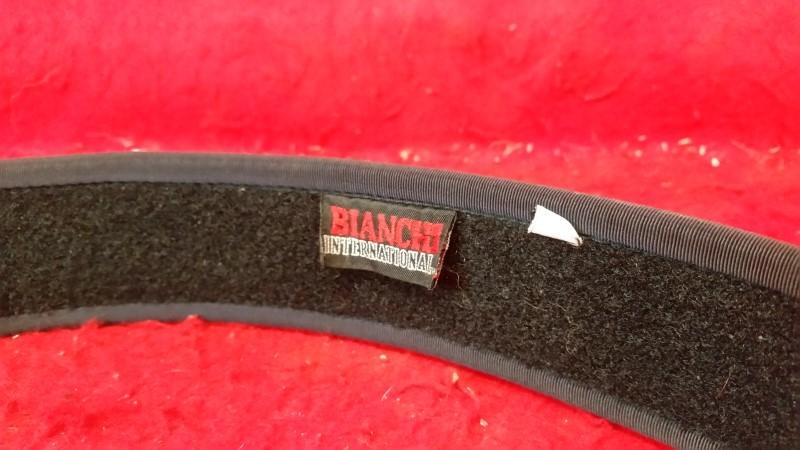 Bianchi International MEDIUM Size Duty Belt