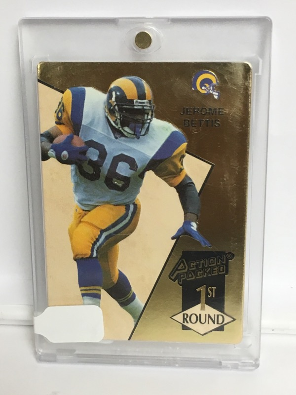 ACTION PACKED JEROME BETTIS 172