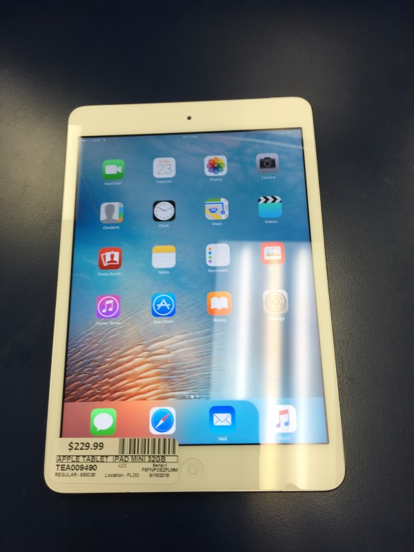 APPLE IPAD MINI A1490 MF083LL/A AT&T