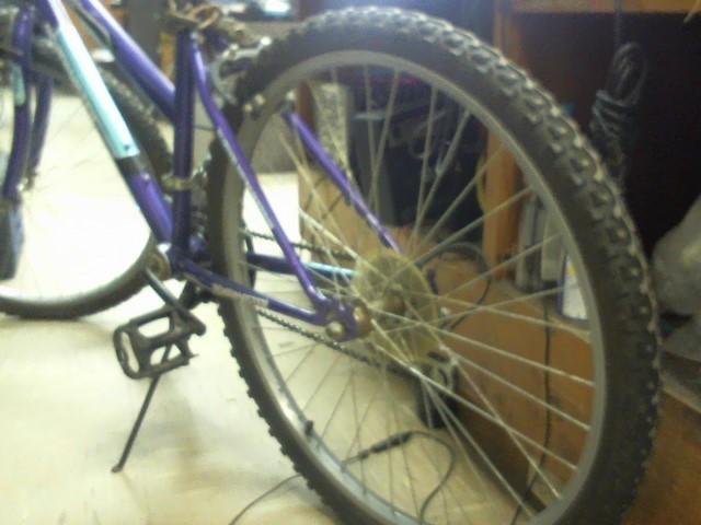 ROADMASTER Mountain Bicycle MT FURY