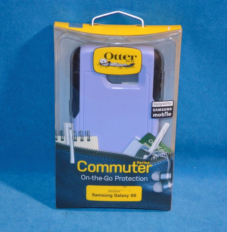 OTTERBOX Samsung Galaxy S6 Cell Phone Case COMMUTER 77-51204