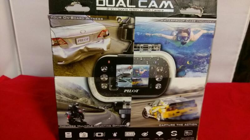 PILOT Pilot Automotive Dash Cam MODEL CL-3016
