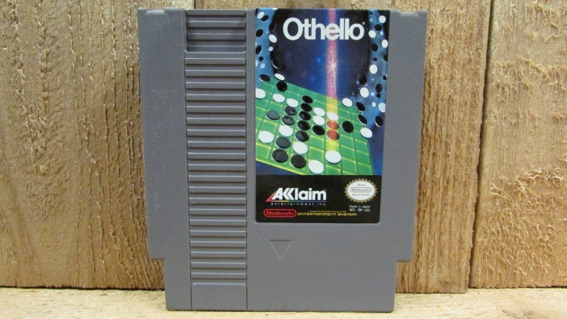 NINTENDO Nintendo NES Game OTHELLO - NES