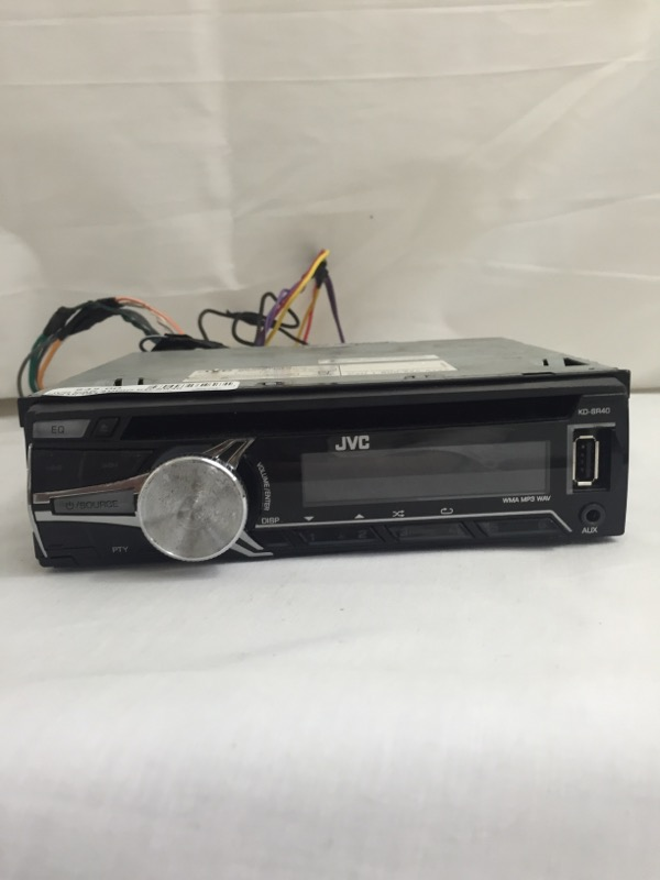 JVC Car Audio KD-SR40