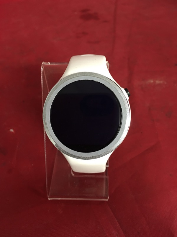 MOTOROLA Gent's Wristwatch MOTO 360 SMART WATCH
