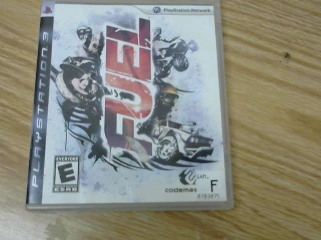 SONY Sony PlayStation 3 Game FUEL