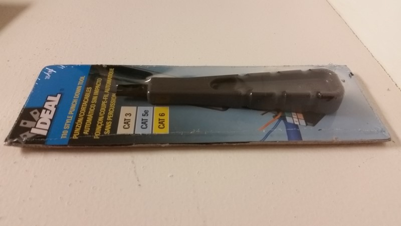 Ideal 35-185 110 Style Punch Down Tool