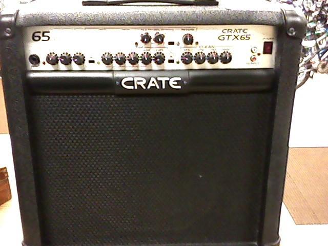CRATE Electric Guitar Amp GTX65
