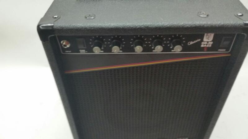Gorilla Model: GB-30 Bass Amp