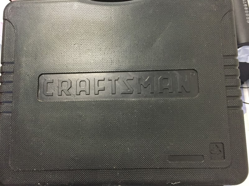 CRAFTSMAN Air Impact Wrench 875.191182