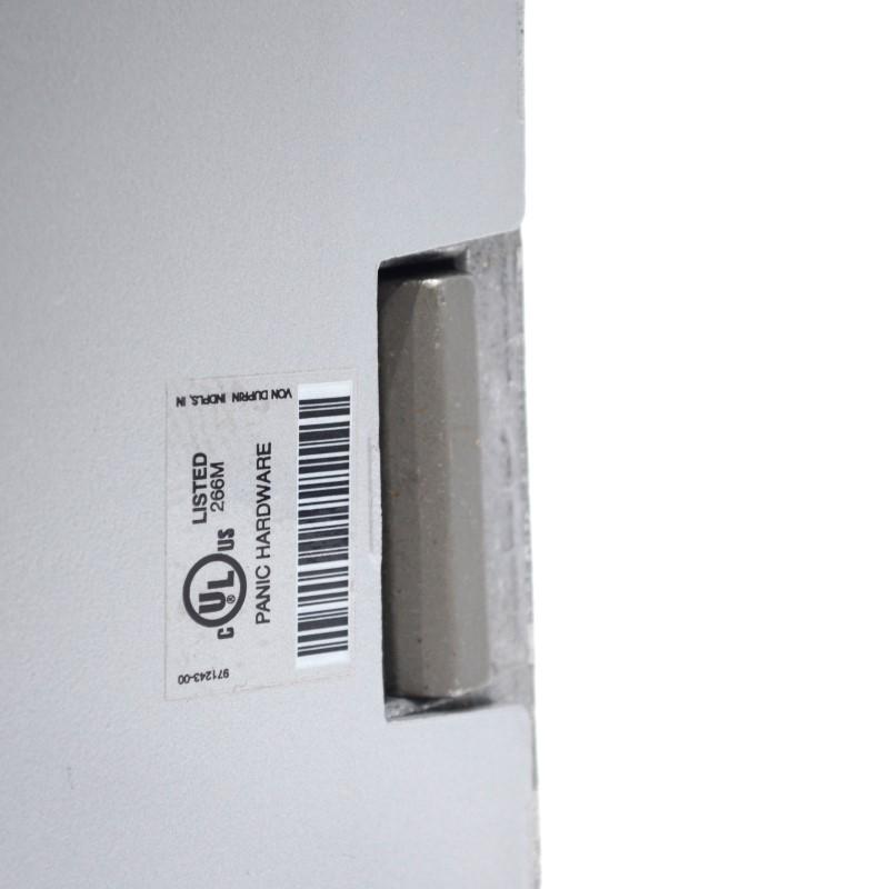 Von Duprin Guard-X Heavy Duty Exit Alarm Lock Unused in Opened Box>