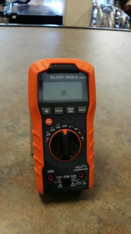 KLEIN TOOLS Multimeter MM400